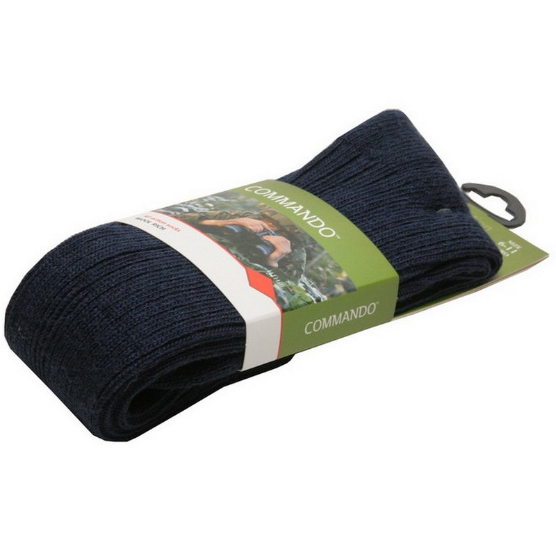 HJ 3000 Commando Sock Navy size 6 to 11