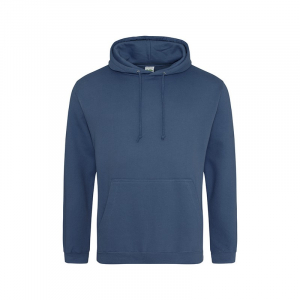 JH001 College Hoodie Airforce Blue Small