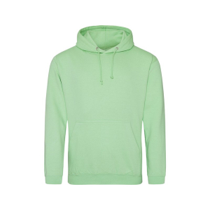 JH001 College Hoodie Apple Green XL