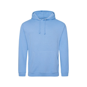 JH001 College Hoodie Cornflower Blue Large