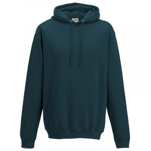 JH001 College Hoodie Deep Sea Blue 3XL