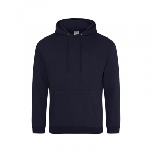 JH001 College Hoodie French Navy Medium