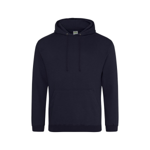 JH001 College Hoodie French Navy XS