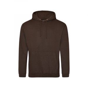 JH001 College Hoodie Hot Chocolate Small