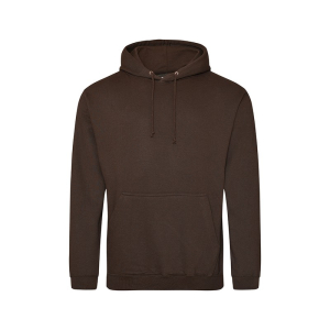 JH001 College Hoodie Hot Chocolate XS