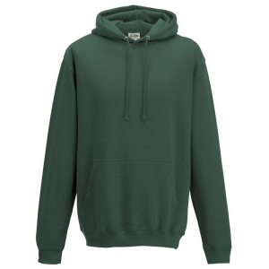 JH001 College Hoodie Moss Green Small