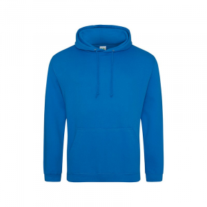 JH001 College Hoodie Sapphire Blue XS