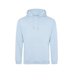 JH001 College Hoodie Sky Blue Medium