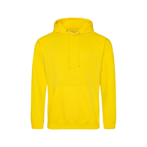 JH001 College Hoodie Sun Yellow Small