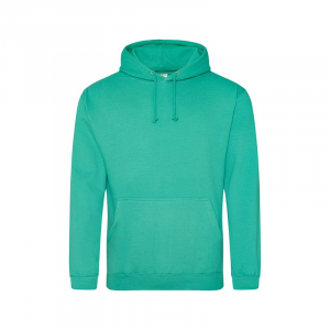JH001 College Hoodie Spring Green XXL