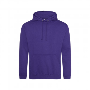 JH001 College Hoodie Ultra Violet Medium
