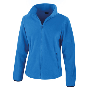 RS220F Ladies Fleece Jacket Electric Blue Large