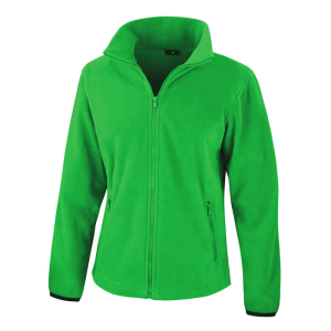 RS220F Ladies Fleece Jacket Vivid Green Small