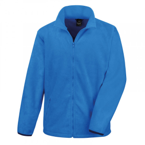 RS220M Fleece Jacket Electric Blue Small
