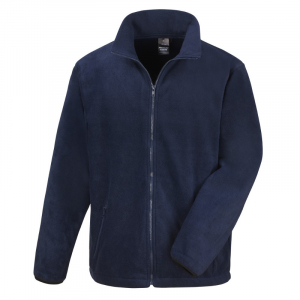 RS220M Fleece Jacket Navy Small