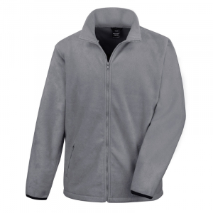 RS220M Fleece Jacket Pure Grey XL