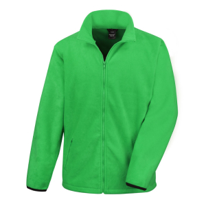 RS220M Fleece Jacket Vivid Green XL