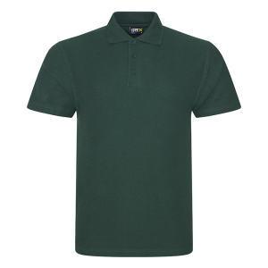 RX101 Pique Polo Shirt Bottle Green 3XL