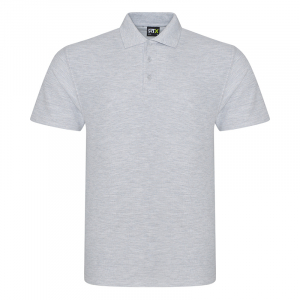 RX101 Pique Polo Shirt Heather Medium