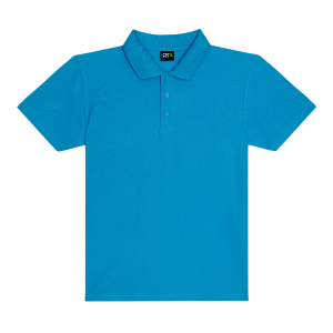 RX101 Pique Polo Shirt Turquoise Small