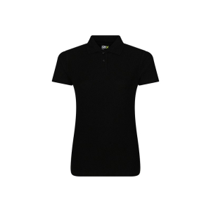 RX101F Ladies Polo Shirt Black XXL