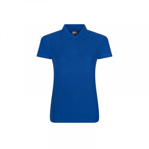 RX101F Ladies Polo Shirt Royal Blue 3XL