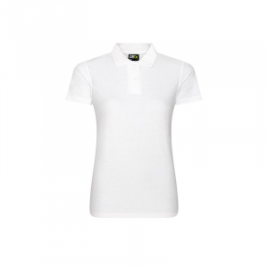 RX101F Ladies Polo Shirt White XS