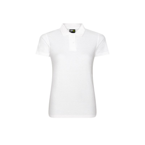 RX101F Ladies Polo Shirt White XXL