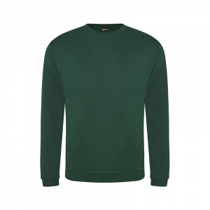 RX301 Pro Sweatshirt Bottle Green Large