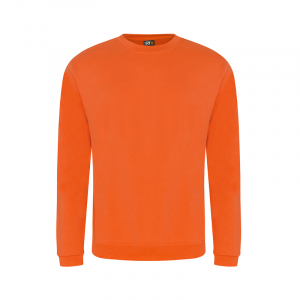 RX301 Pro Sweatshirt Orange Large