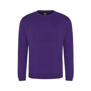 RX301 Pro Sweatshirt Purple 5XL