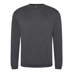 RX301 Pro Sweatshirt Solid Grey Small