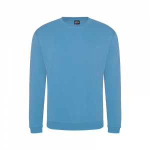 RX301 Pro Sweatshirt Sky Blue Medium