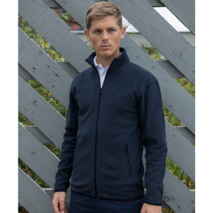 RX401 Pro Microfleece Jacket Black Medium