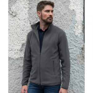 RX401 Pro Microfleece Jacket Solid Grey Small