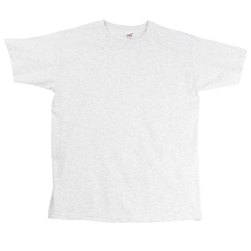 SS10 Super Premium T-Shirt Ash Small
