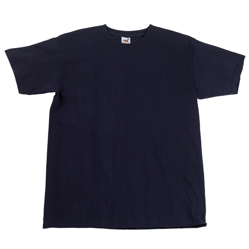 SS10 Super Premium T-Shirt Deep Navy Medium