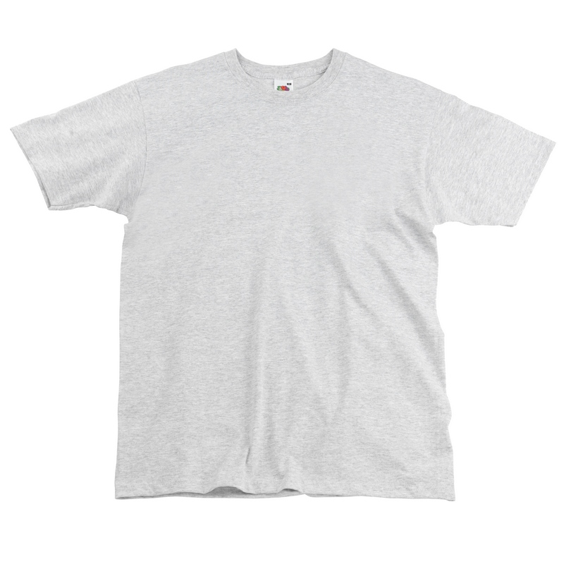 SS10 Super Premium T-Shirt Heather Large