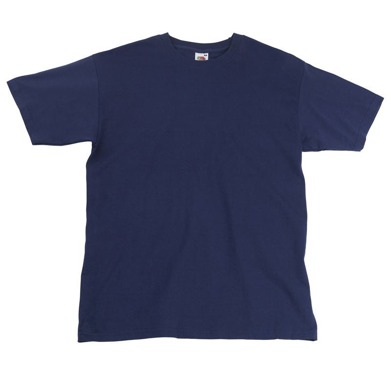 SS10 Super Premium T-Shirt Navy Large