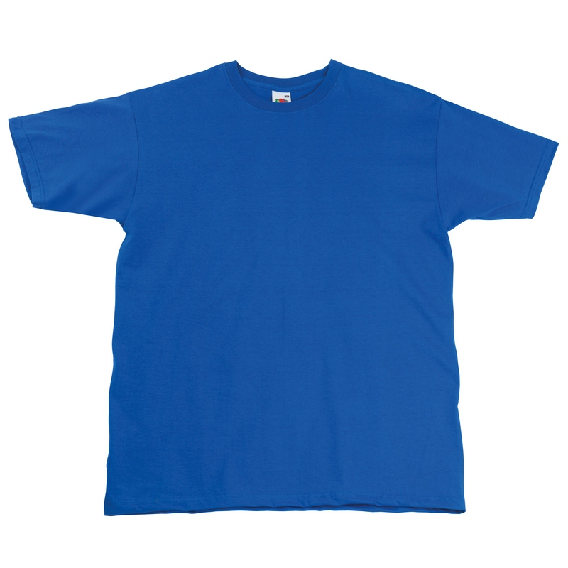 SS10 Super Premium T-Shirt Royal Large