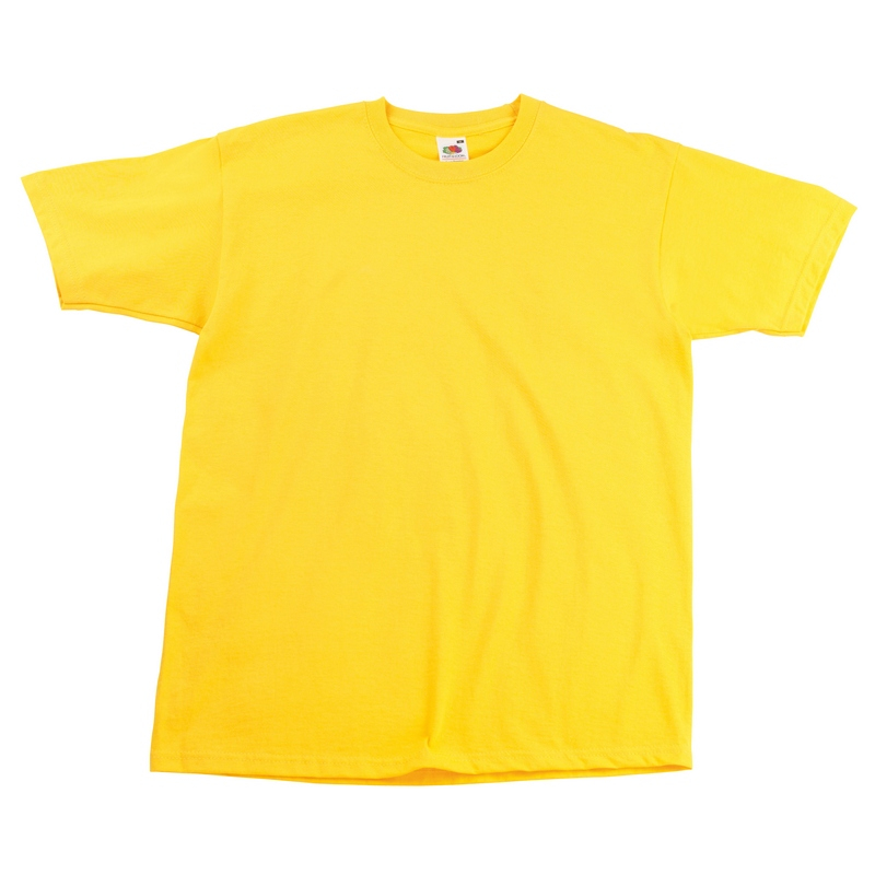 SS10 Super Premium T-Shirt Sky Sunflower Small