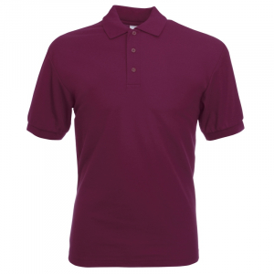 SS11 Polo Shirt Burgundy Large