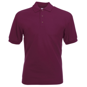 SS11 Polo Shirt Burgundy XL