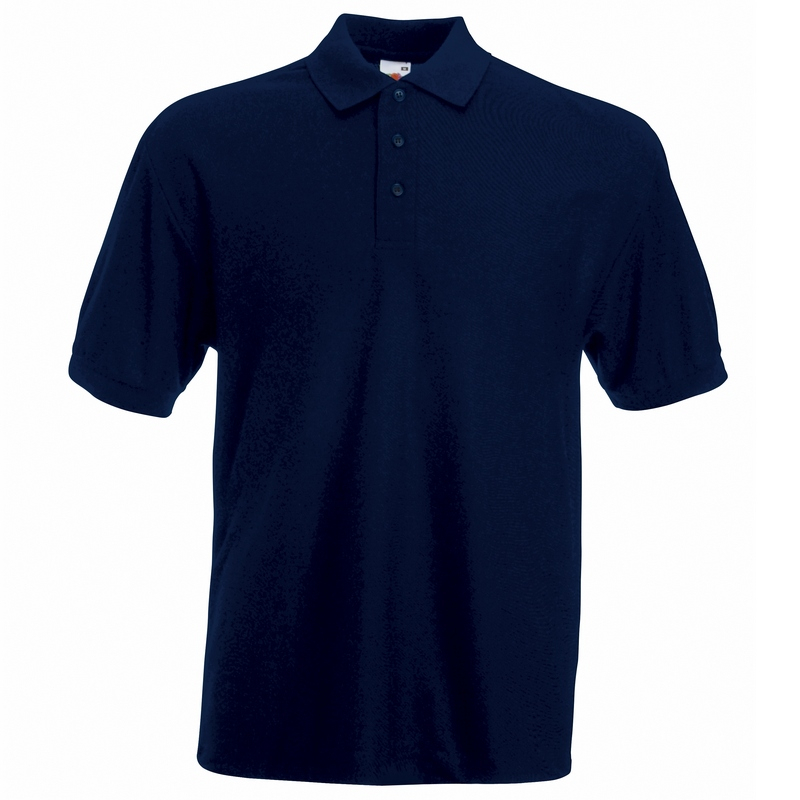 SS11 Polo Shirt Deep Navy 3XL