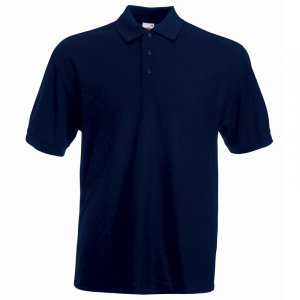 SS11 Polo Shirt Deep Navy Large
