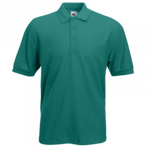 SS11 Polo Shirt Emerald Medium