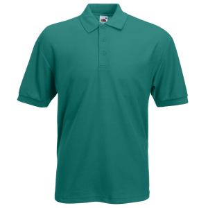 SS11 Polo Shirt Emerald XL