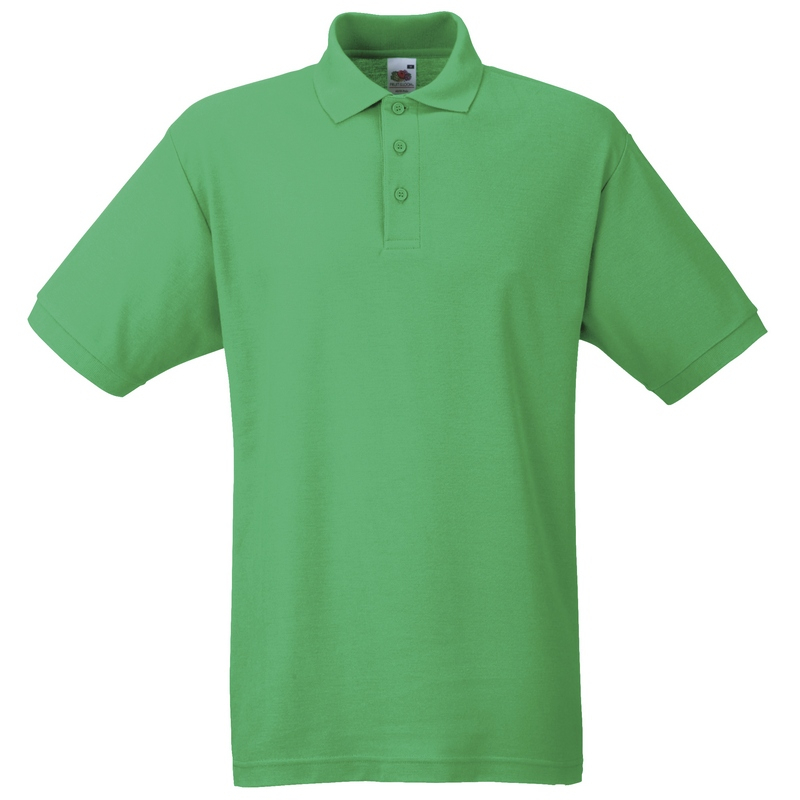 SS11 Polo Shirt Kelly Green Large