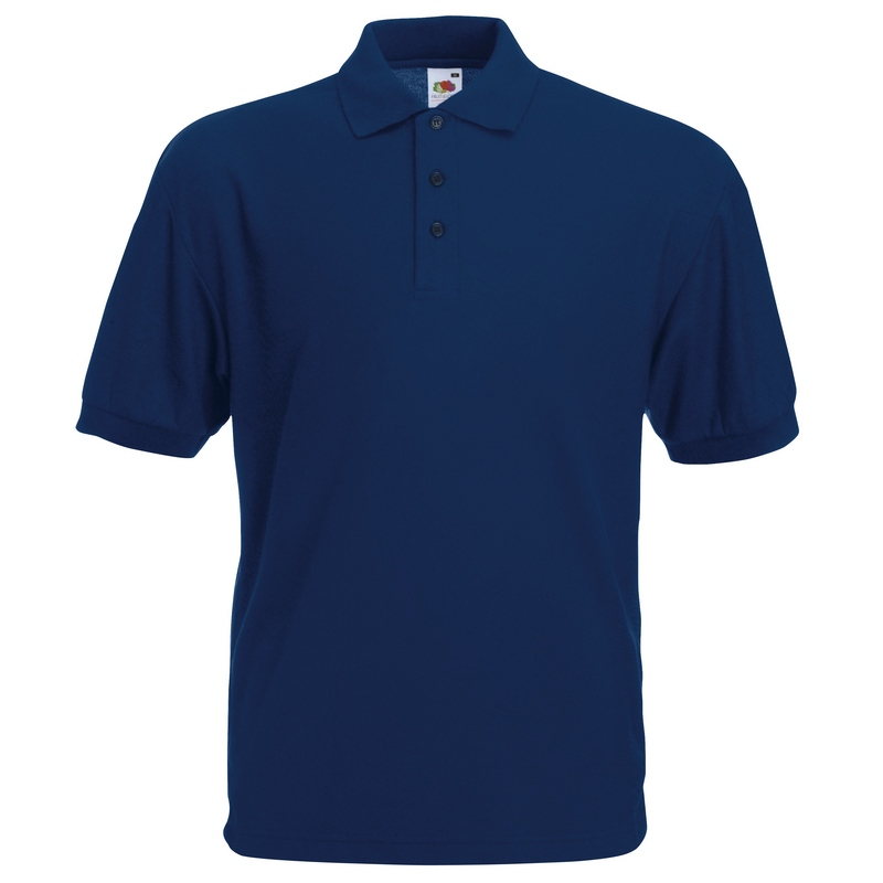 SS11 Navy Polo Shirt Medium