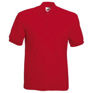 SS11 Polo Shirt Red XXL